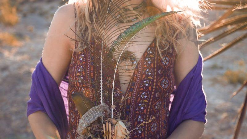 S'habiller en style ethnique pour femme